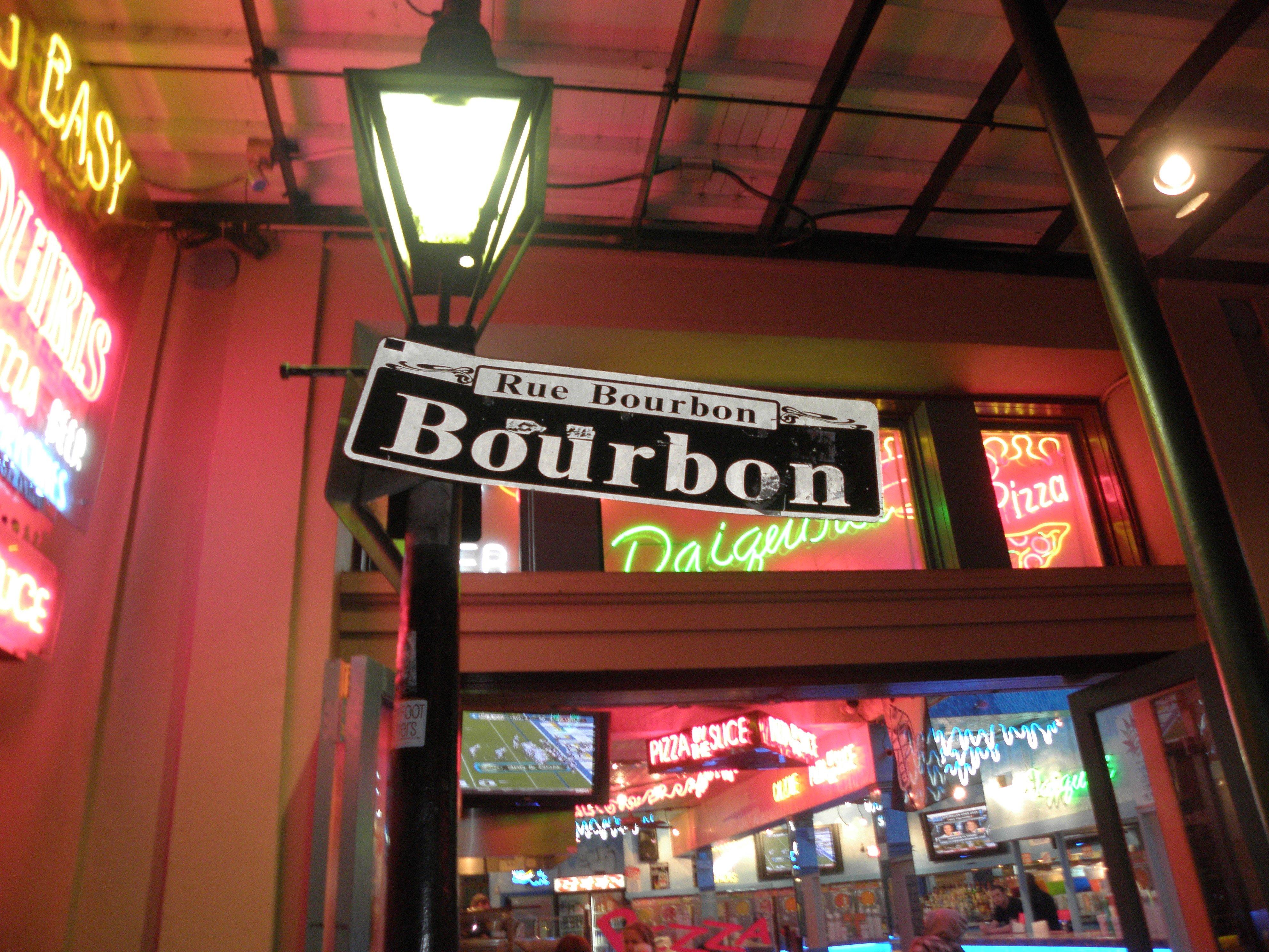 Rue de Bourbon